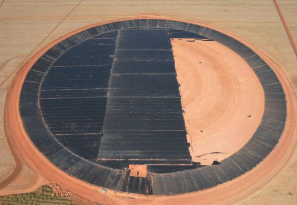 Importância da verificação de estanqueidade do reservatório de Polimanta PEAD